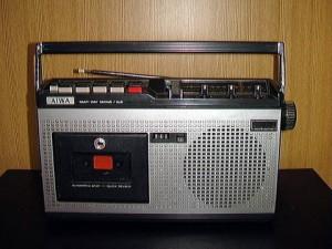 radiocasette